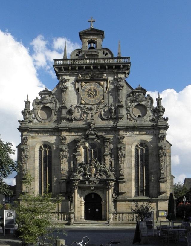 Bild Stadtkirche Bückeburg