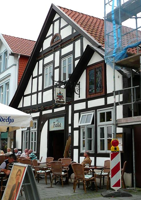 Bild Wirtshaus Die Falle Bückeburg