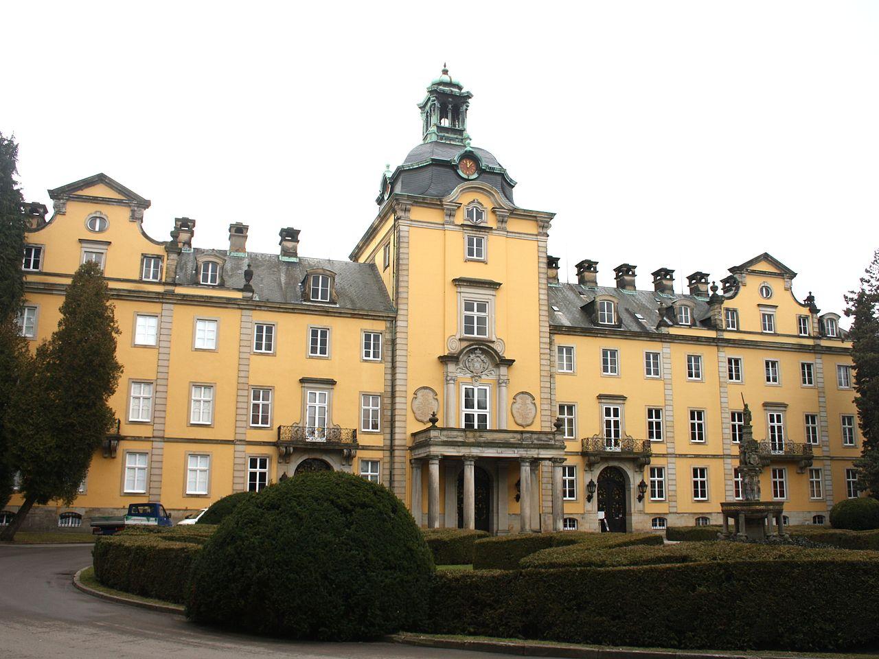 Bild Schloss Bückeburg
