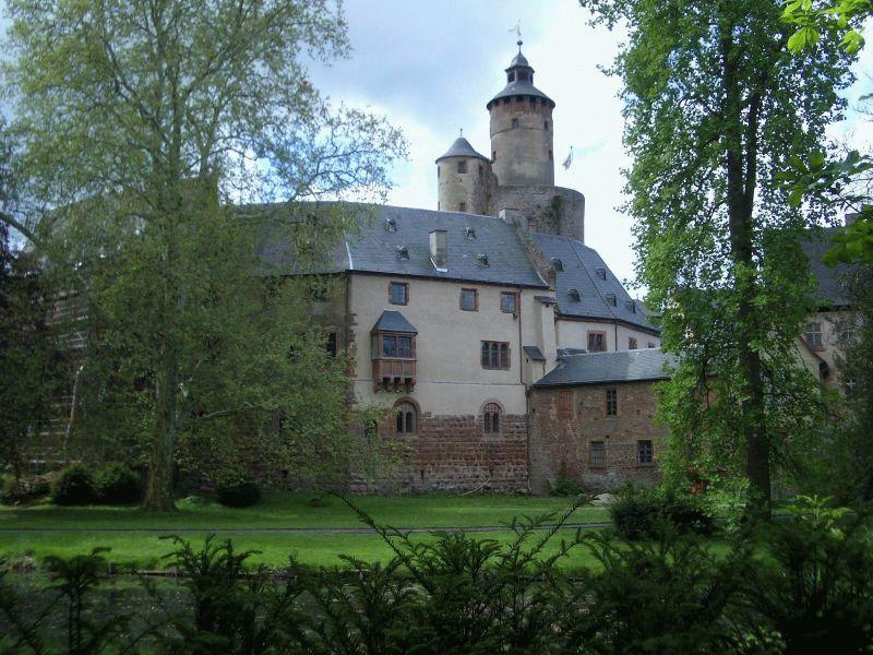 Bild Schloss Büdingen