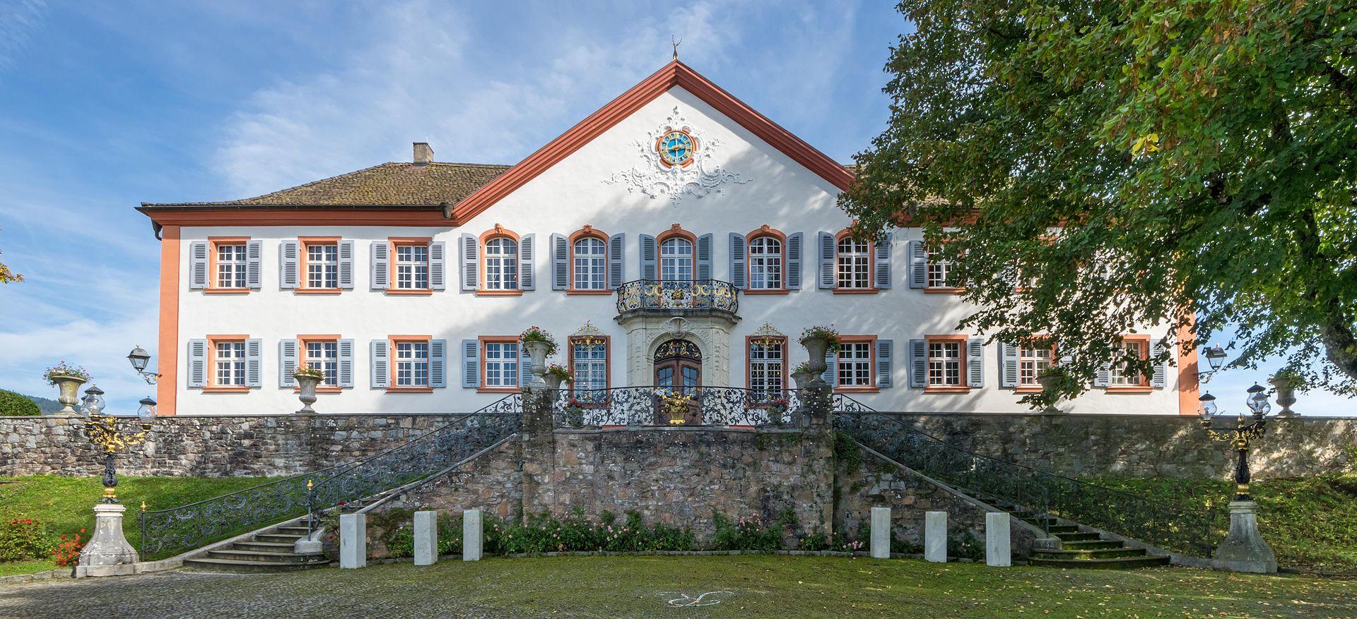 Bild Schloss Bürgeln Schliengen
