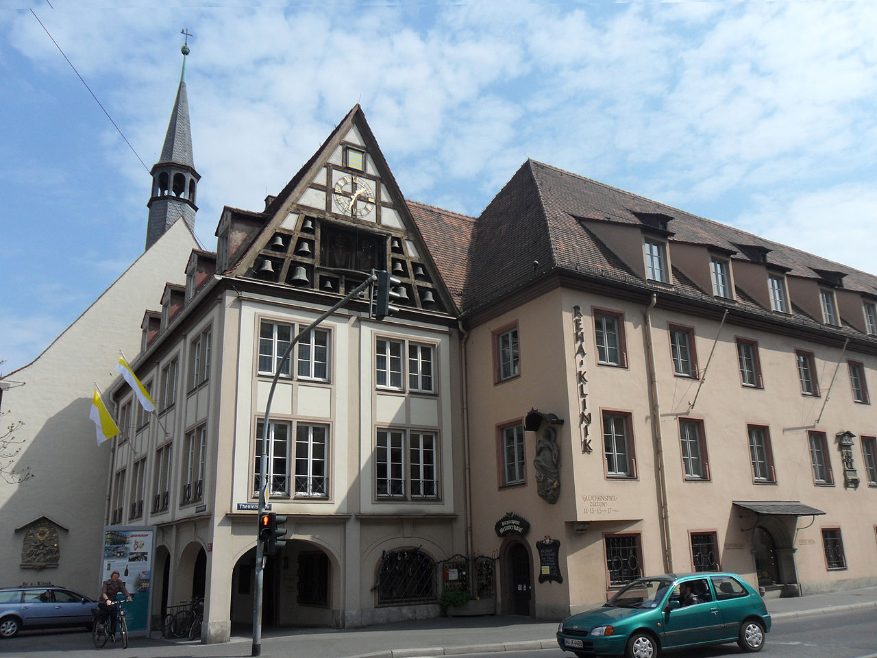Bild Spitäle Würzburg