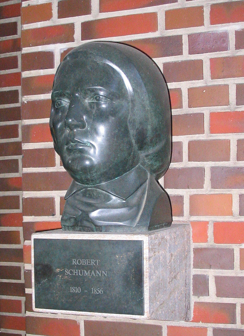 Bild Robert Schumann Saal Düsseldorf