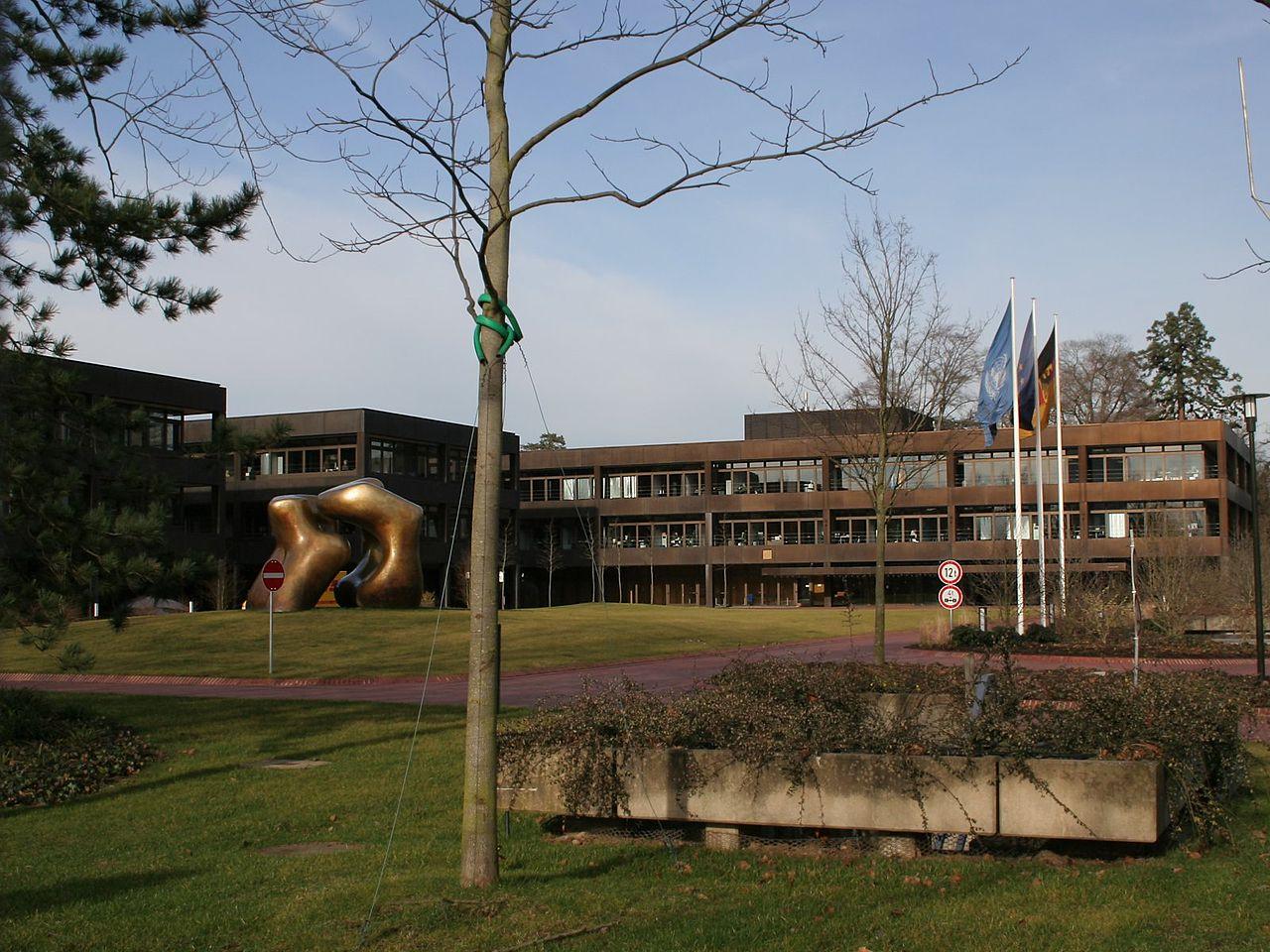 Bild Bundeskanzleramt Bonn