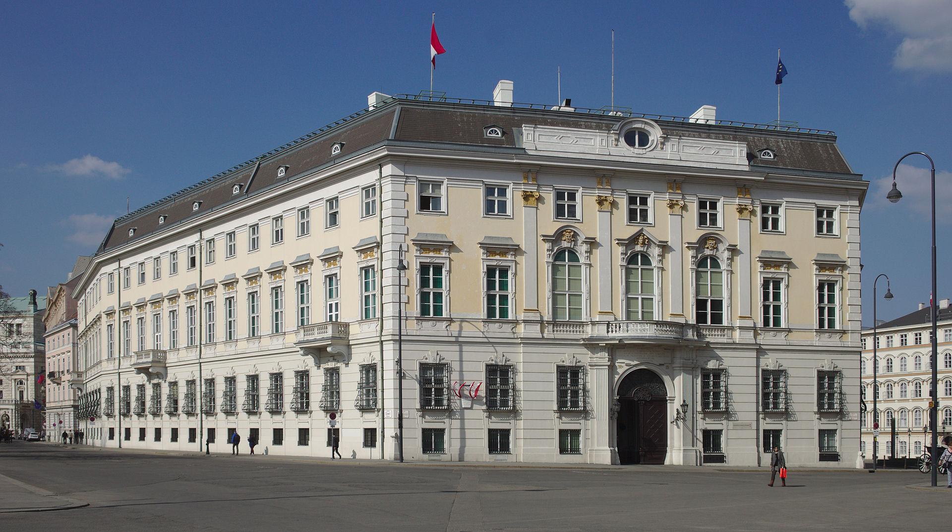 Bild Palais am Ballhausplatz Wien