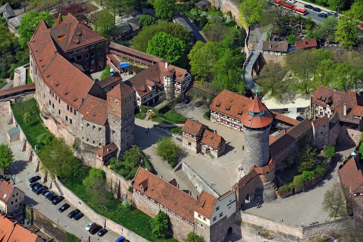 Bild Kaiserburg Nürnberg