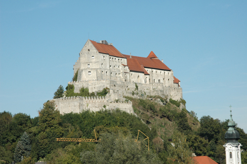 Bild Burg Burghausen