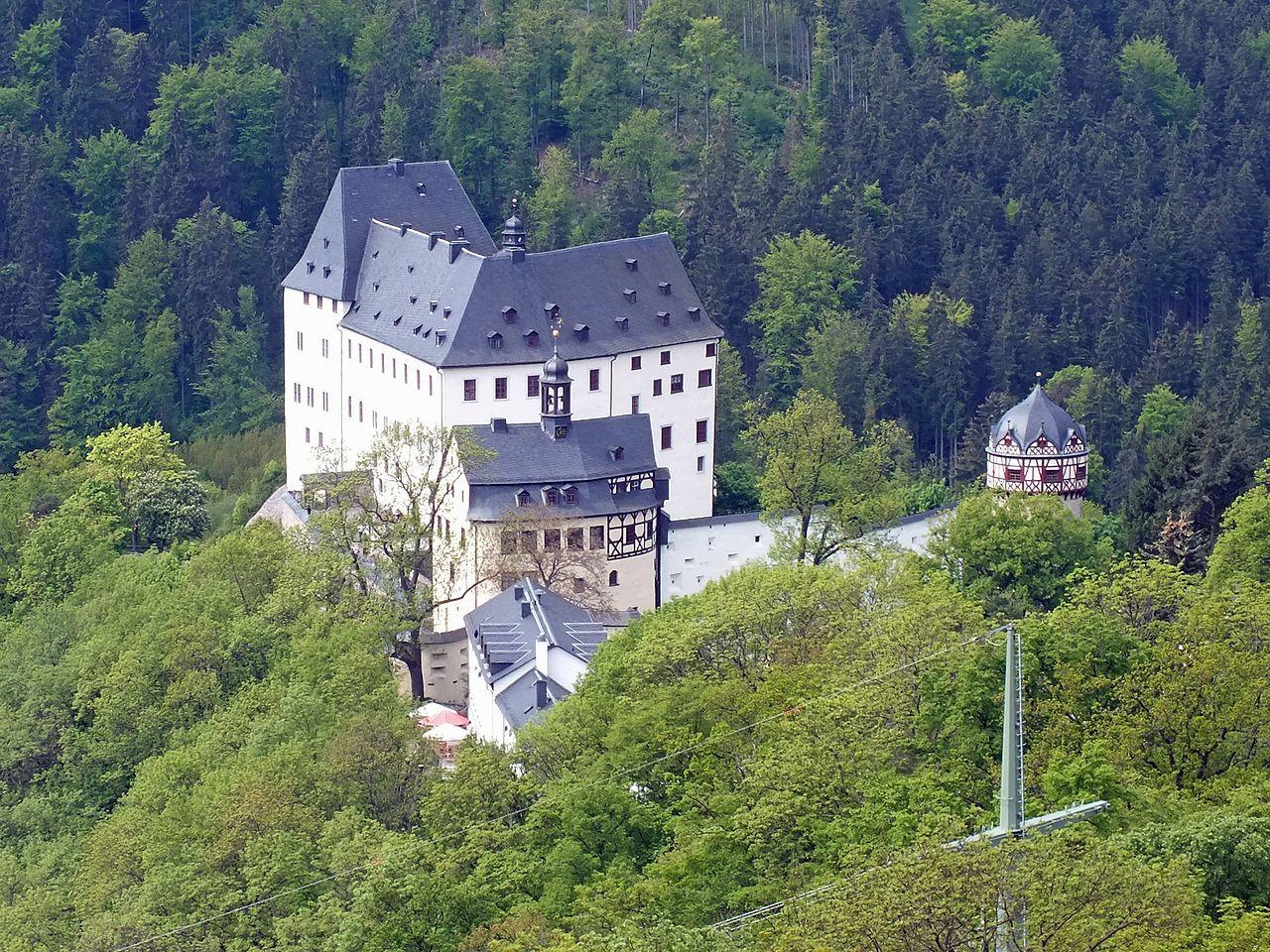 Bild Schloss Burgk
