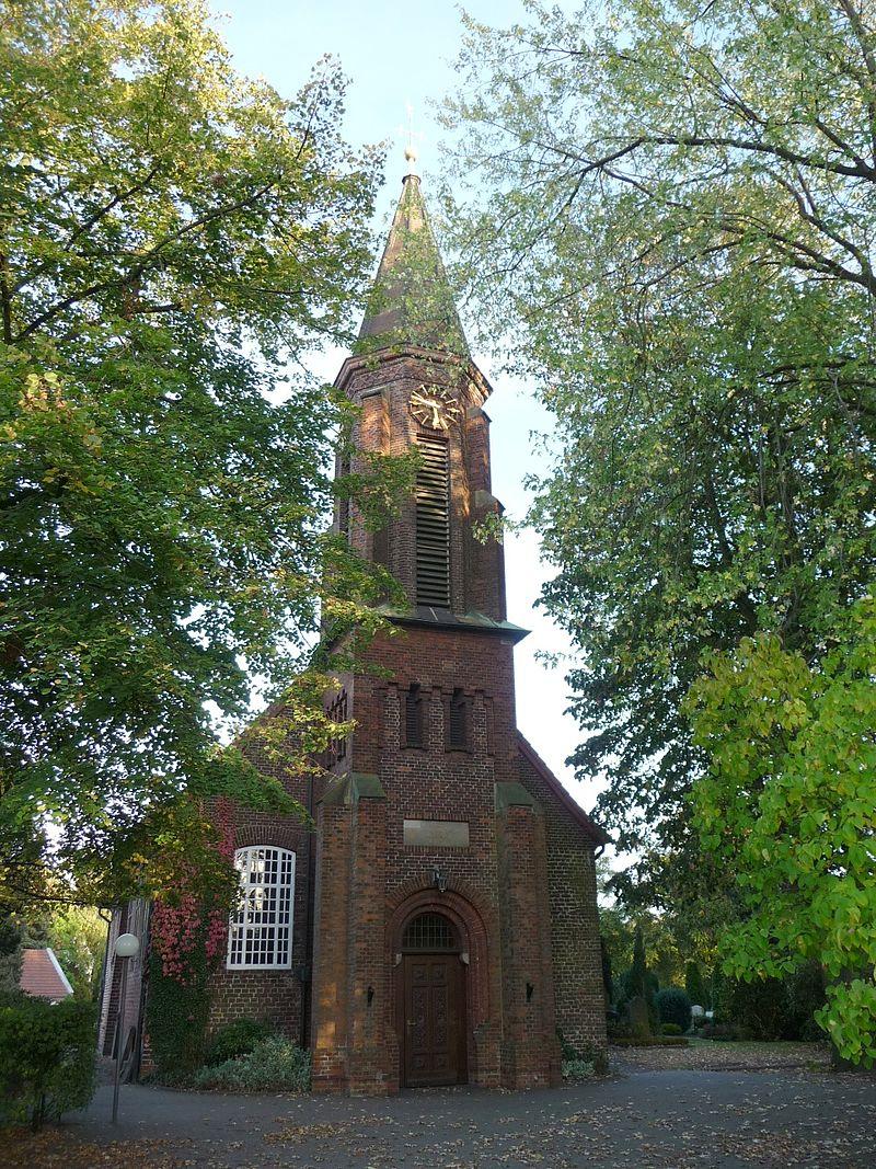 Bild Grambker Kirche Bremen