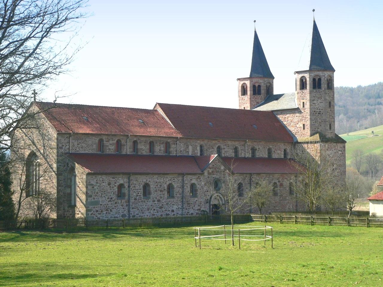 Bild Kloster Bursfelde