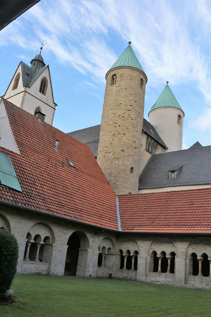 Bild Busdorfkirche Paderborn