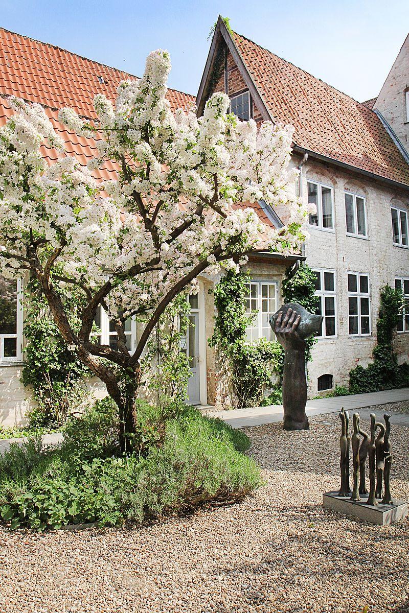 Bild Günter Grass Haus Lübeck