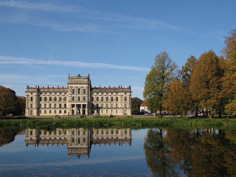 Bild Schloss Ludwigslust
