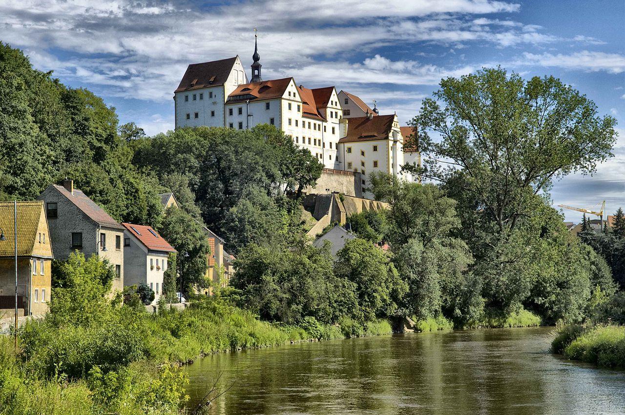 Bild Schloss Colditz