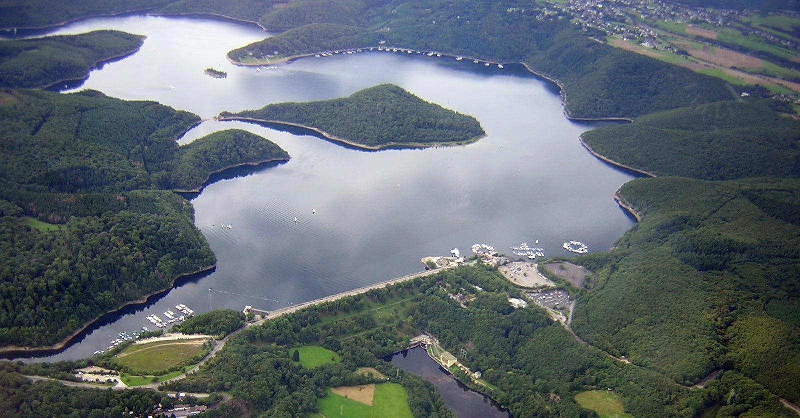 Bild Wasser Info Zentrum Eifel Heimbach