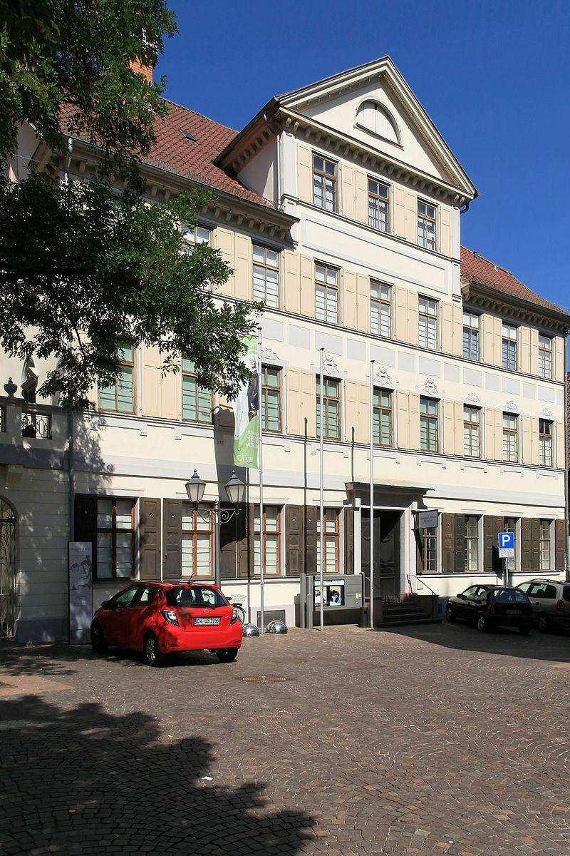 Bild Hermann Hesse Museum Calw