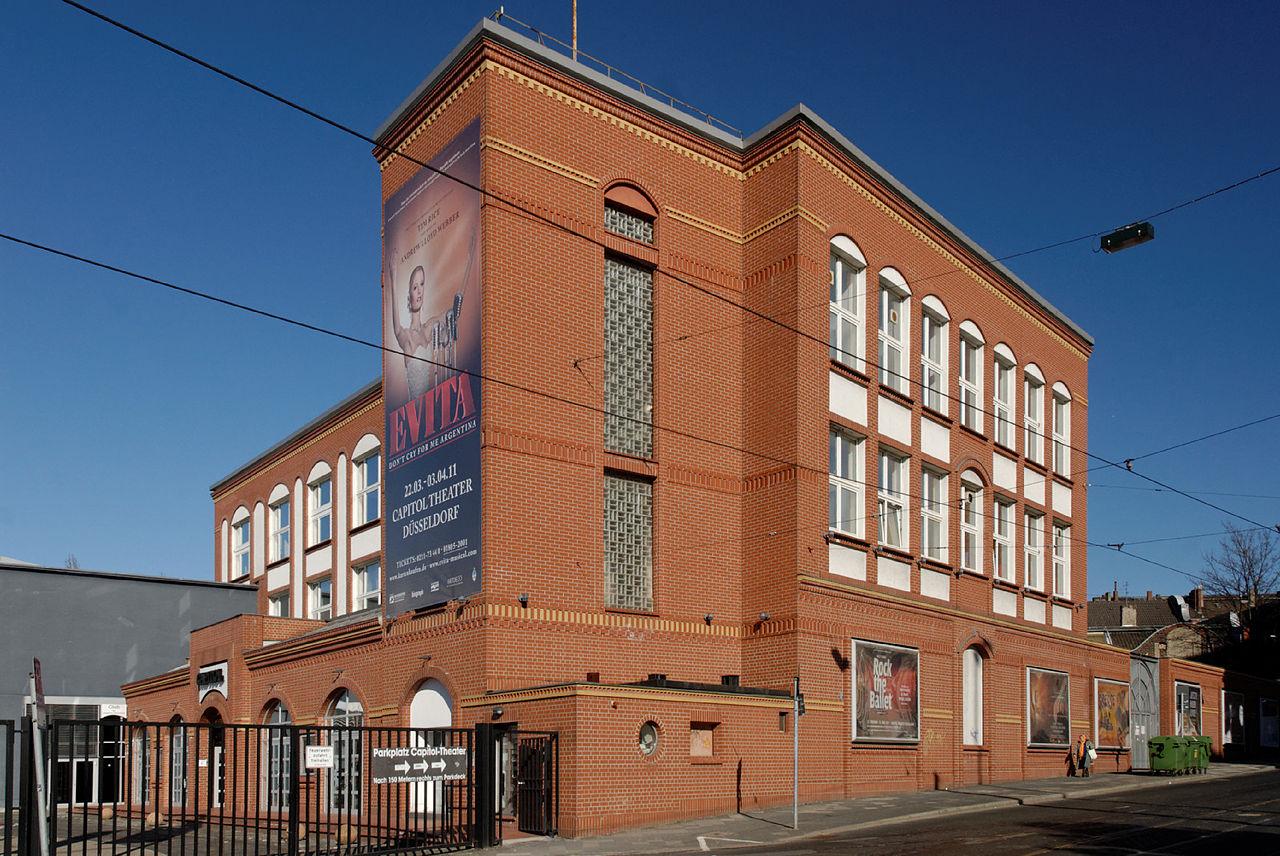 Bild Capitol Theater Düsseldorf