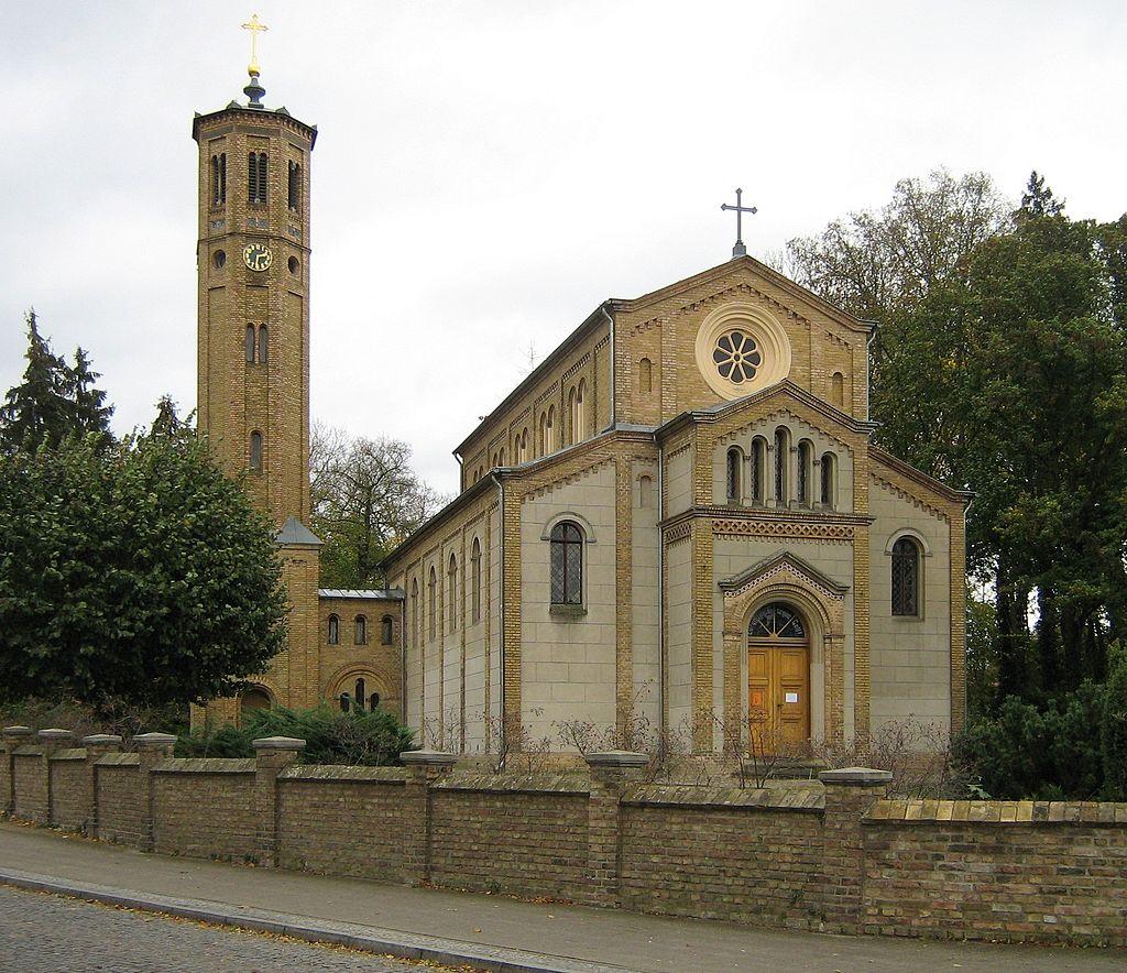 Bild Kirche Caputh