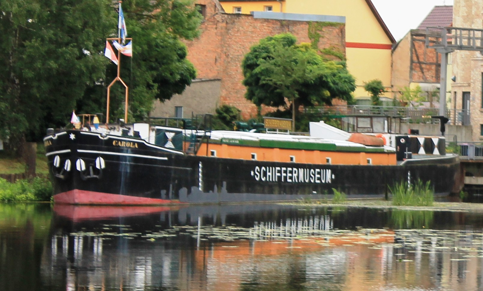 Bild Schiffermuseum Zehdenick