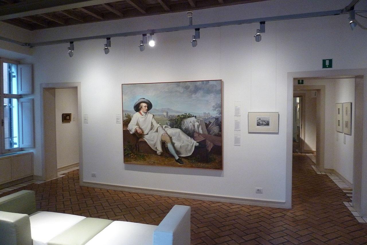 Bild Casa di Goethe Rom
