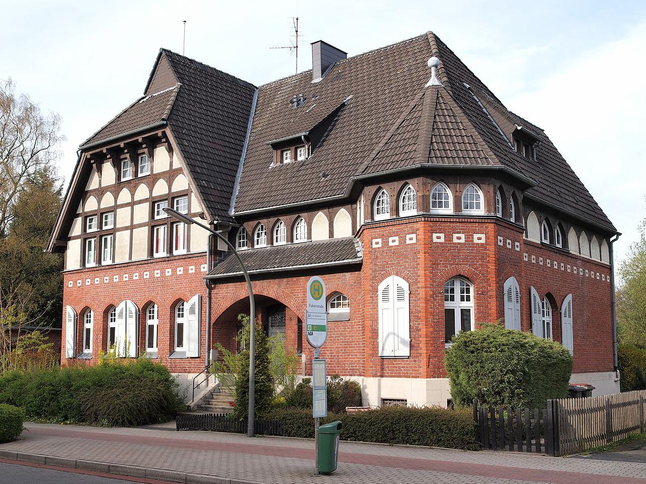 Bild Bergbeamtenhaus Castrop Rauxel