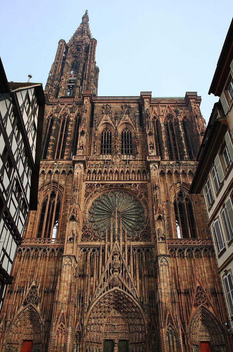 Bild Straßburger Münster