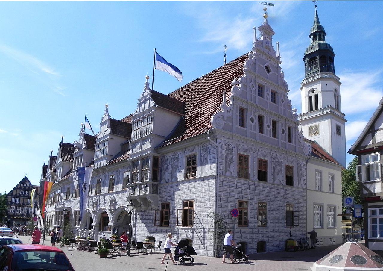 Bild Altes Rathaus Celle