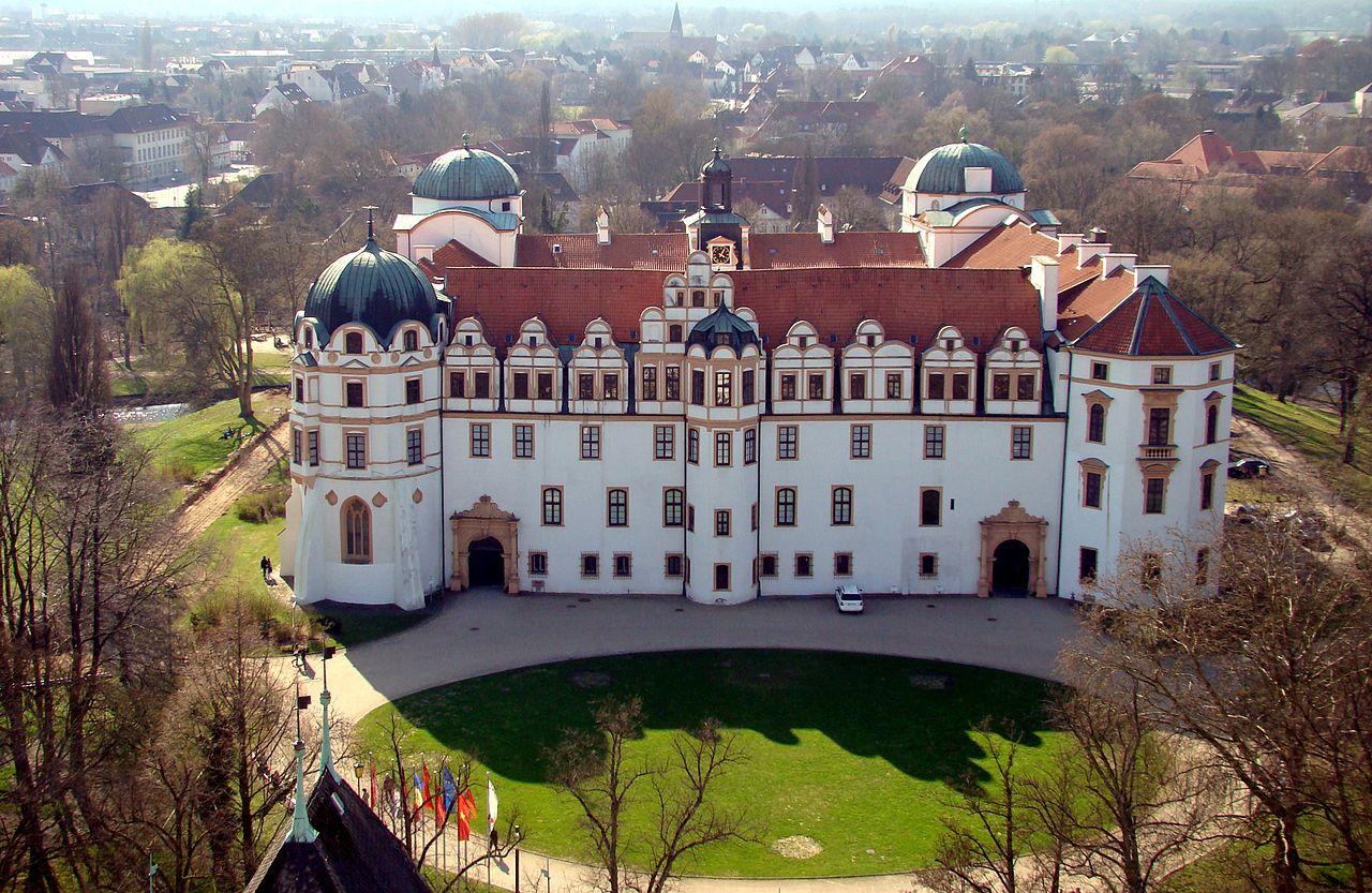 Bild Schloss Celle