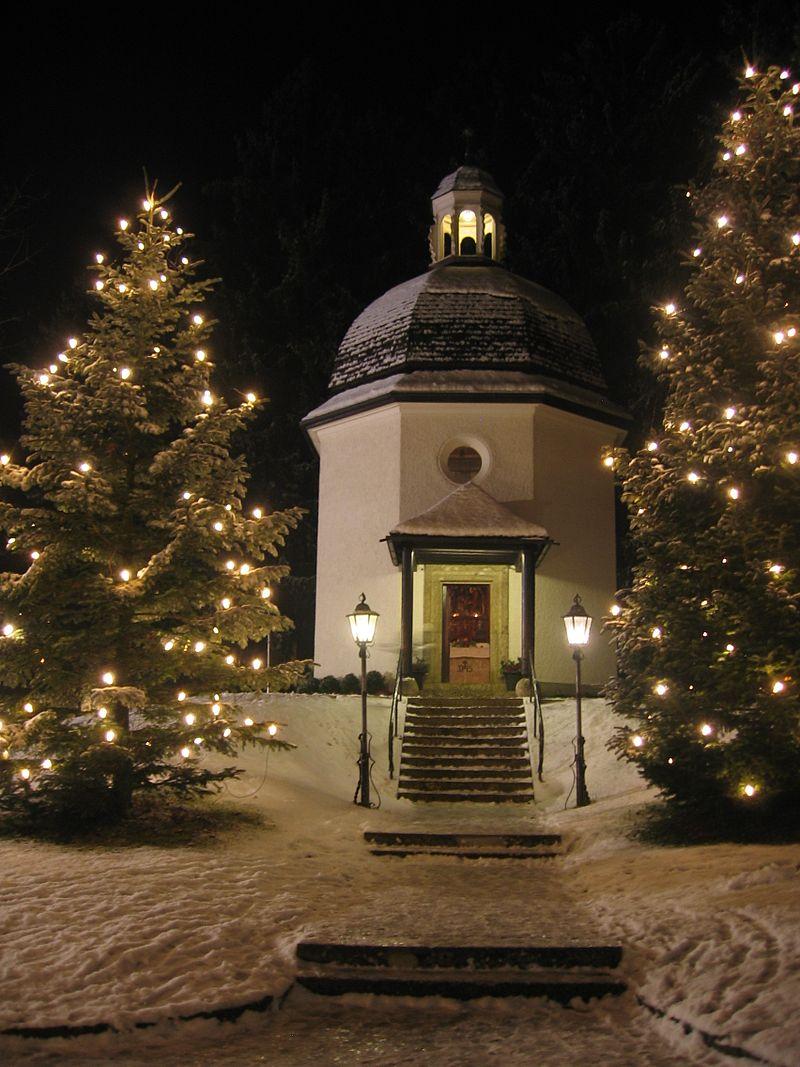 Bild Stille Nacht Kapelle Oberndorf