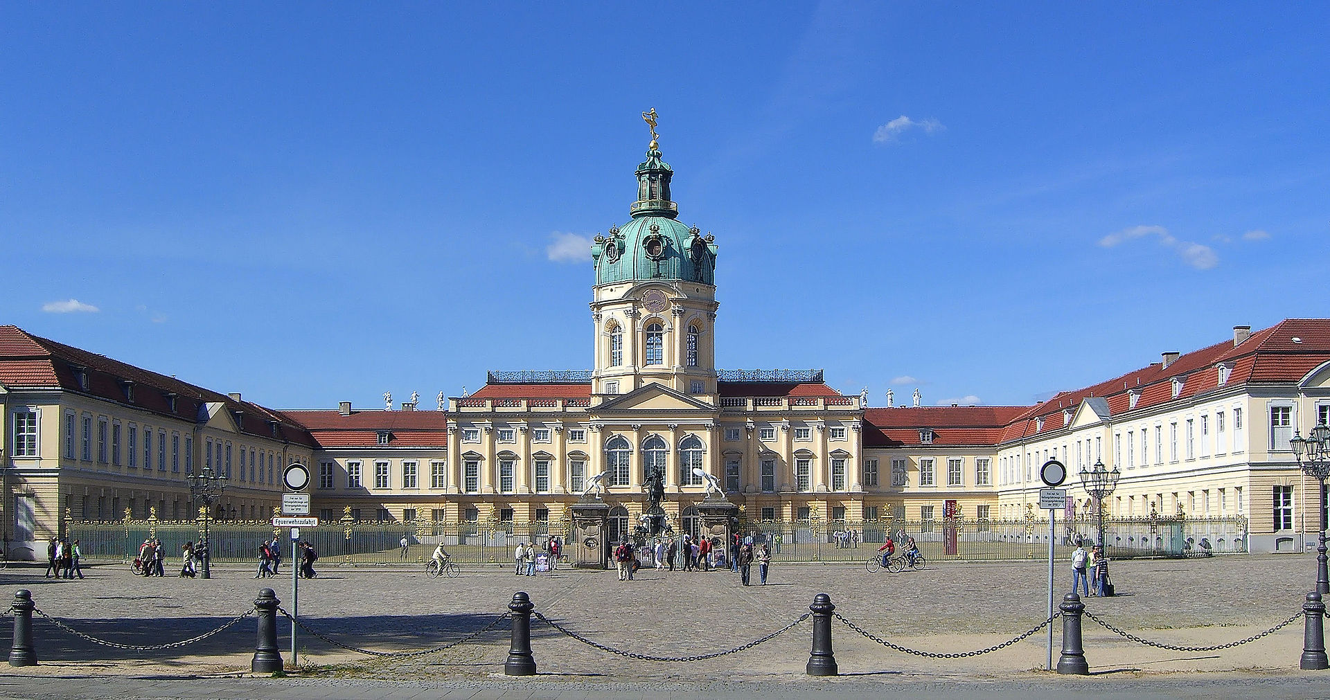 Bild Schloss Charlottenburg