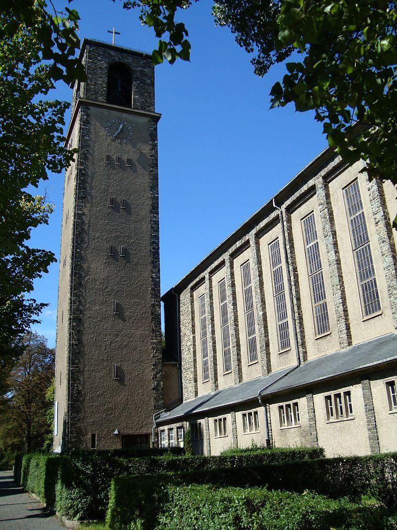 Bild Kreuzkirche Chemnitz