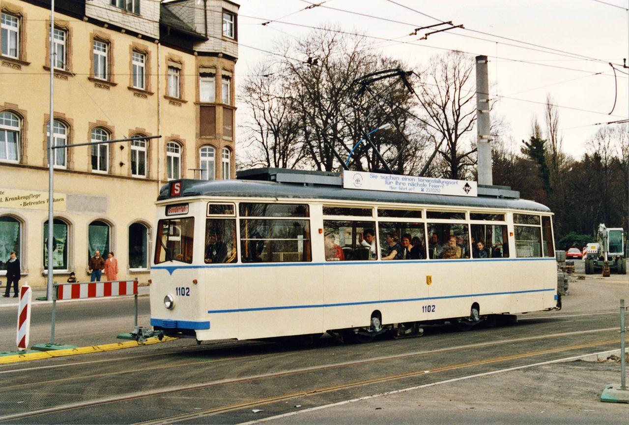 Bild Straßenbahnmuseum Chemnitz