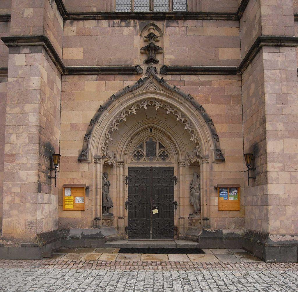 Bild Schlosskirche Chemnitz
