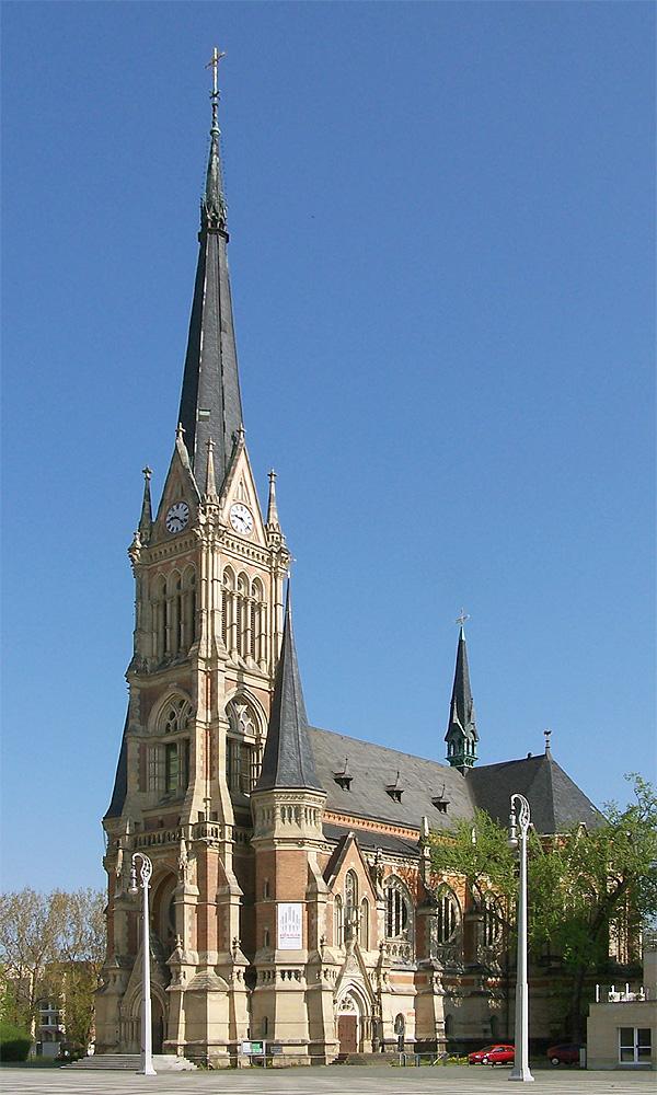 Bild Petrikirche Chemnitz