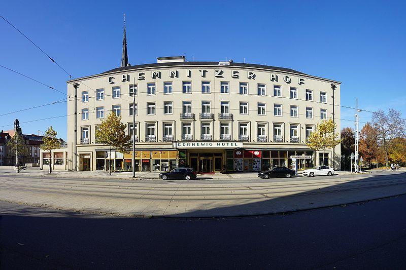 Bild Hotel Chemnitzer Hof Chemnitz