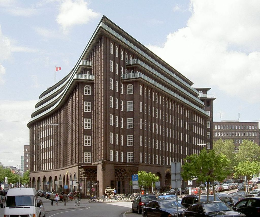 Bild Chilehaus Hamburg