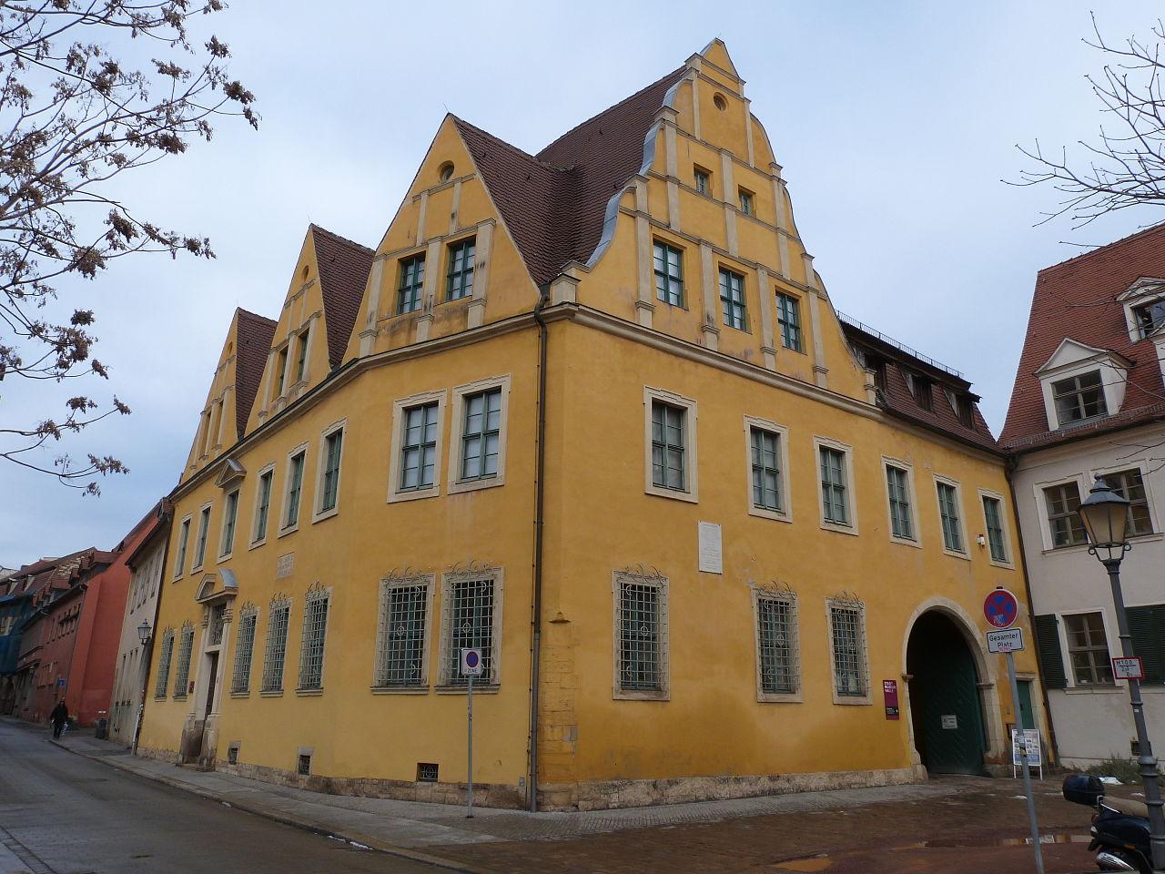 Bild Stadtmuseum Halle
