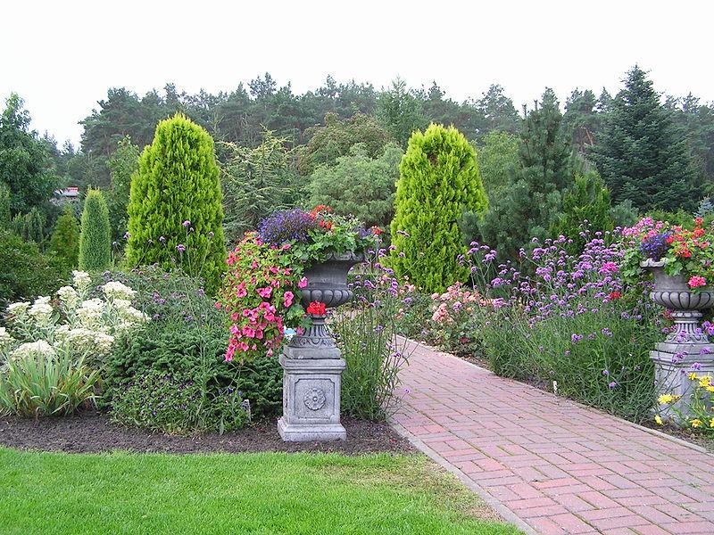Bild Botanischer Garten Christiansberg