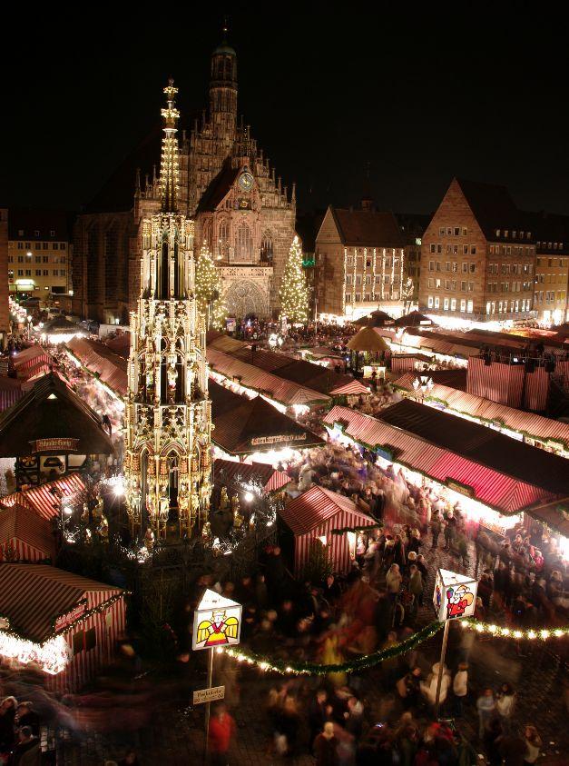 Bild Christkindlesmarkt Nürnberg