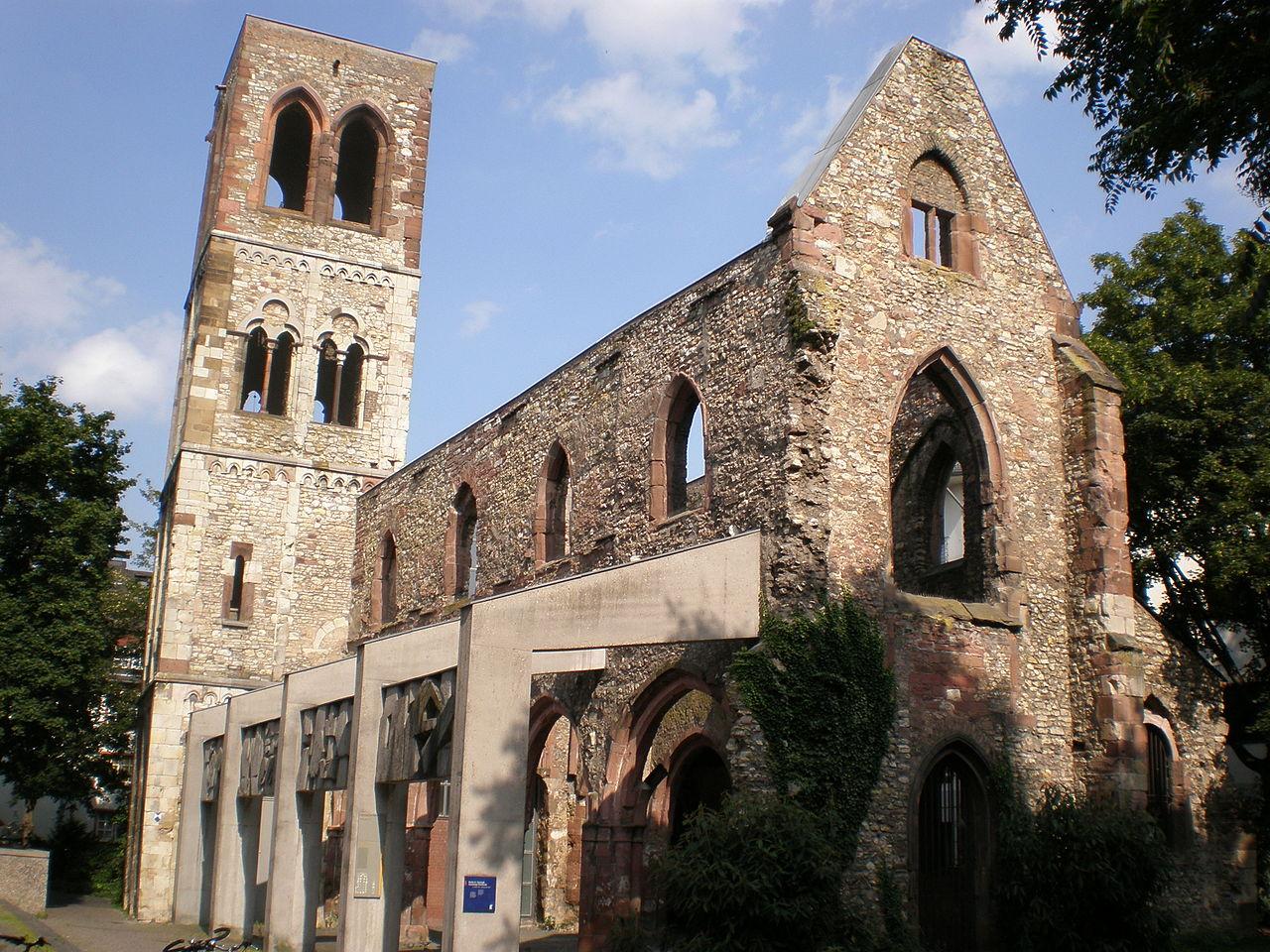 Bild Kirche St. Christoph Mainz