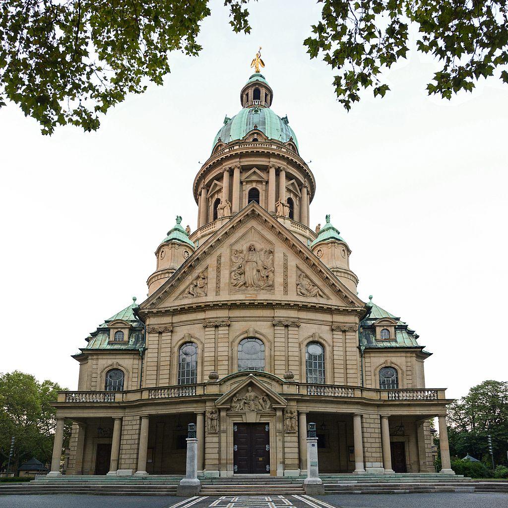 Bild Christuskirche Mannheim