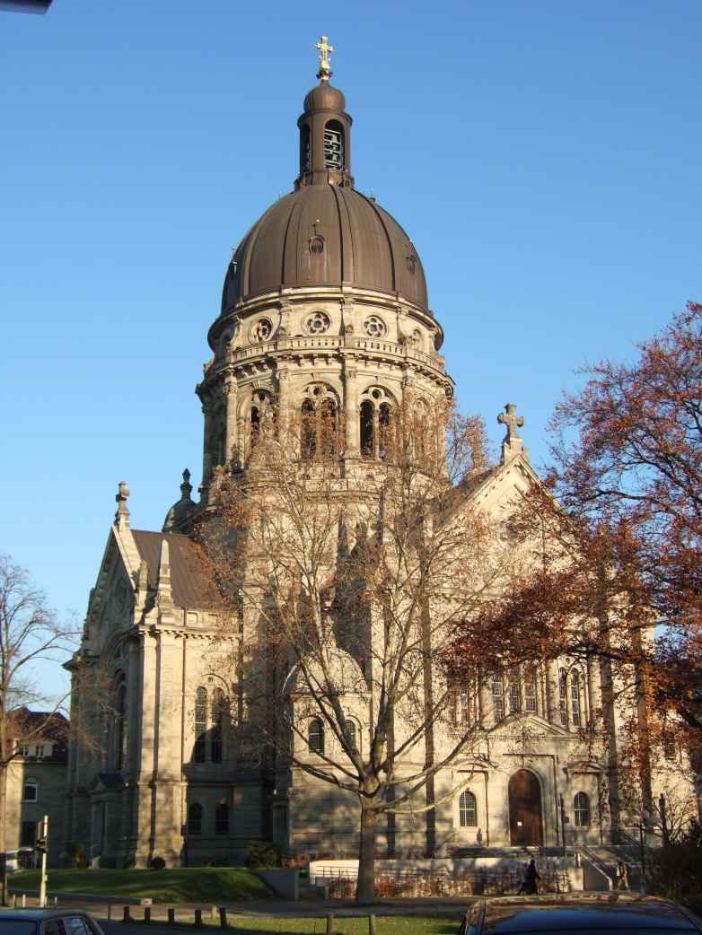 Bild Christuskirche Mainz