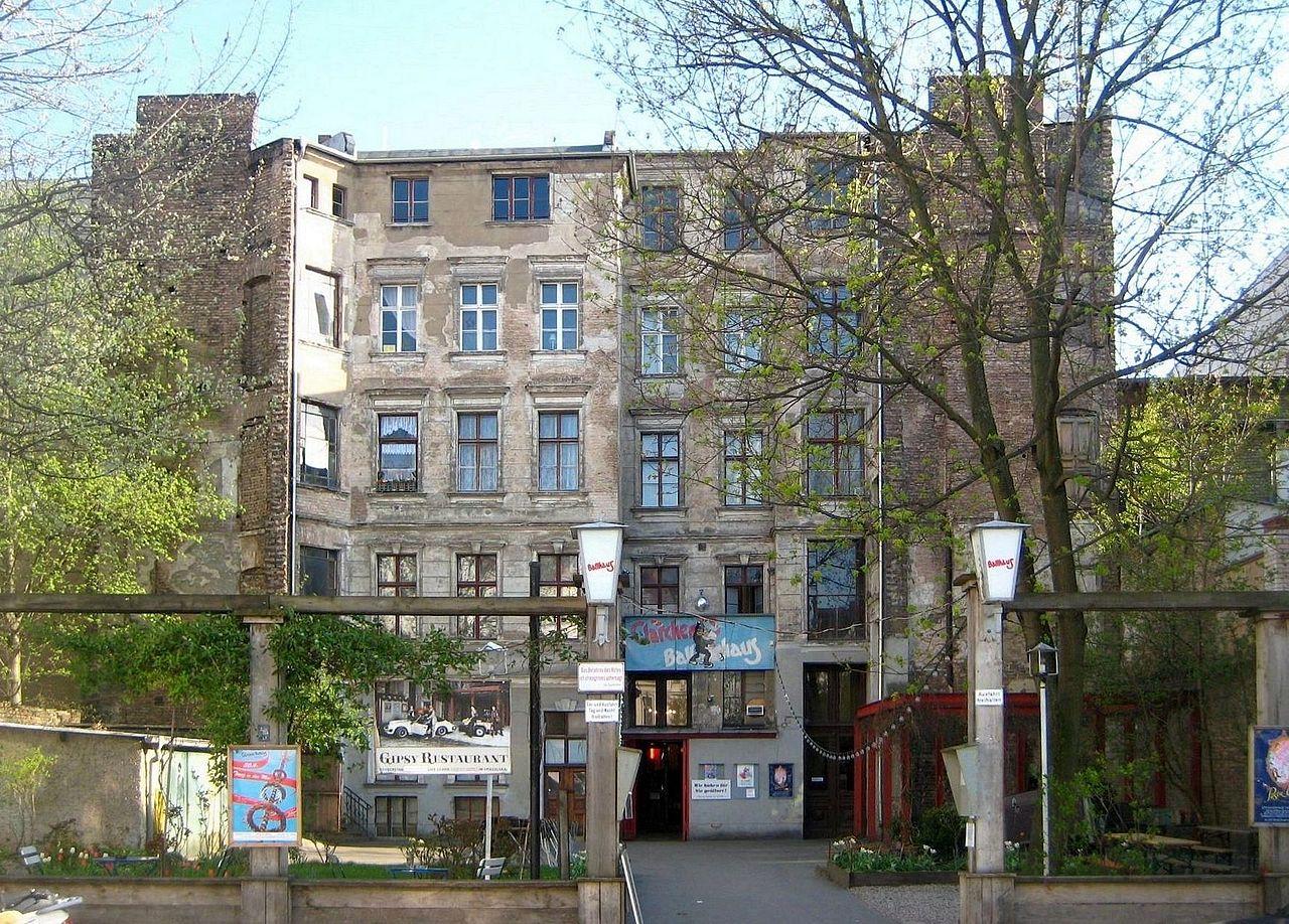 Bild Clärchens Ballhaus Berlin