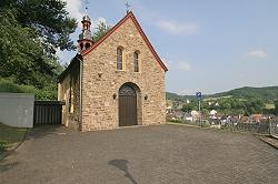 Bild St. Laurentius Kapelle Niederbreitbach