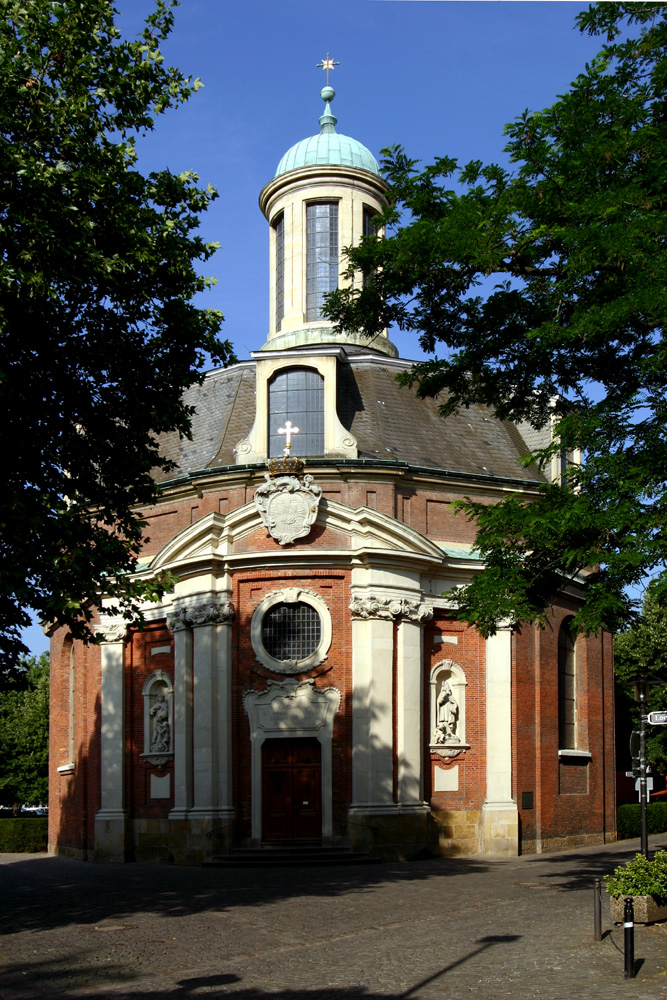 Bild Clemenskirche Münster
