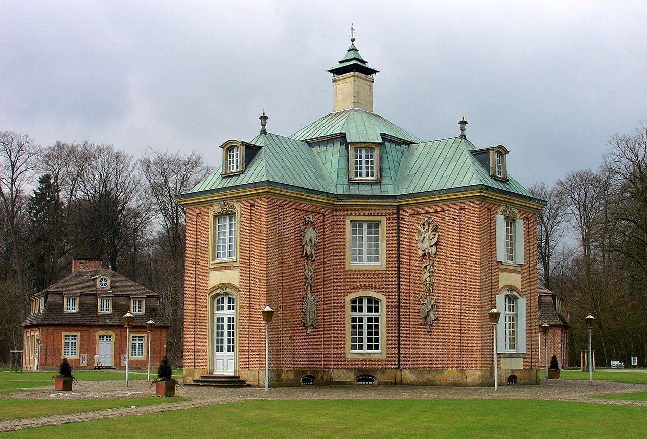 Bild Schloss Clemenswerth Sögel