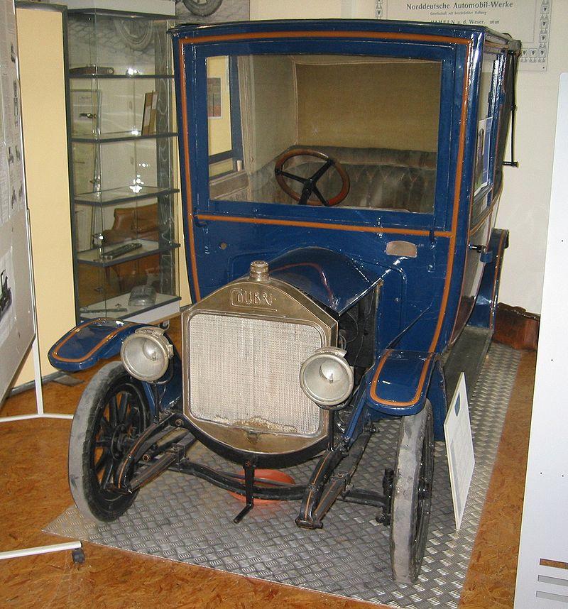 Bild Museum der Hamelner Automobilgeschichte