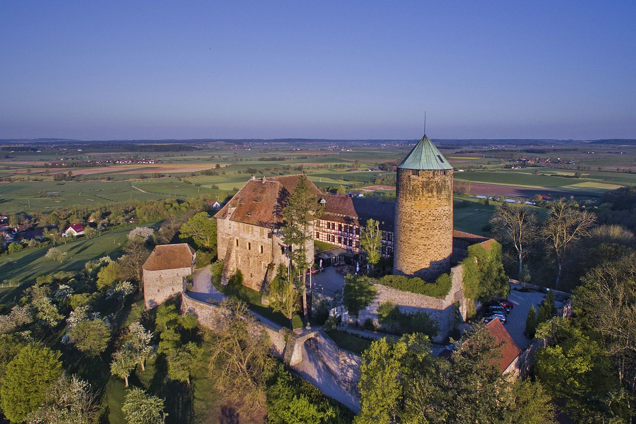 Bild Burg Colmberg