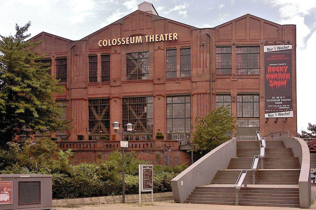 Bild Colosseum Theater Essen
