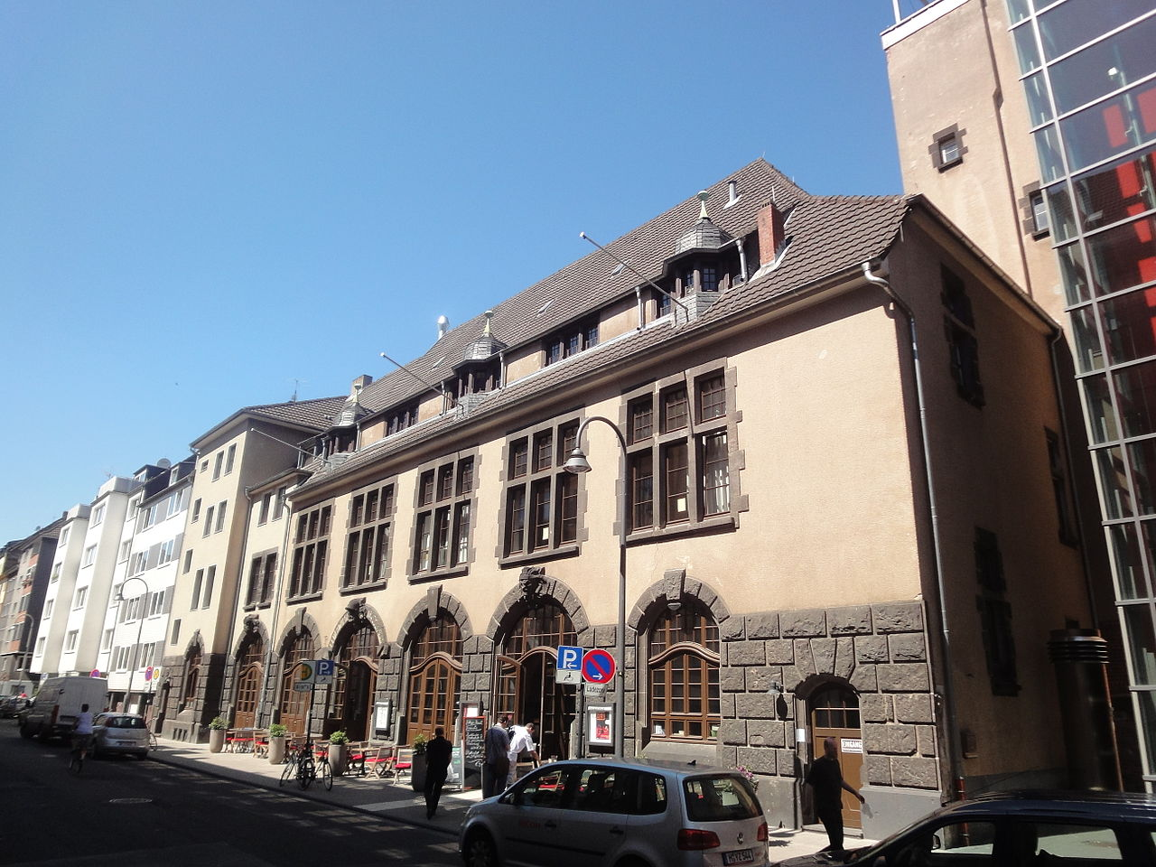Bild COMEDIA Theater Köln
